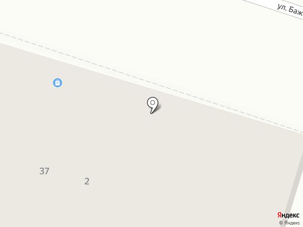 Пивline на карте Копейска