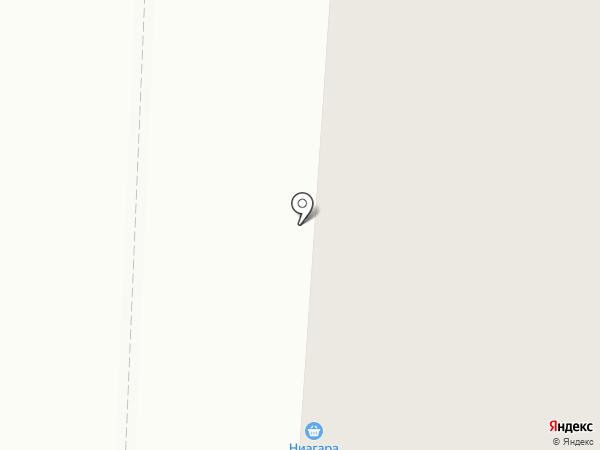 Машенька на карте Копейска