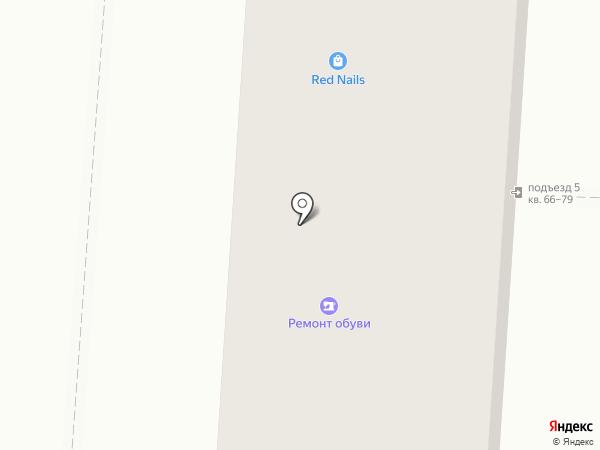 Анжелика на карте Копейска