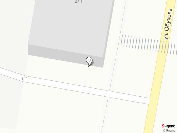 Платежный терминал на карте Копейска