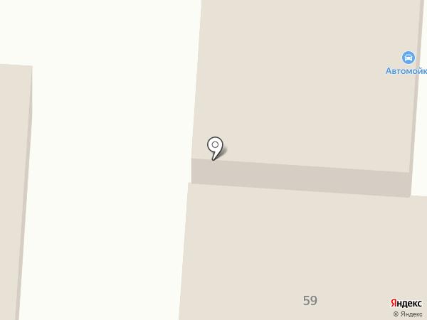 Автомойка на карте Копейска