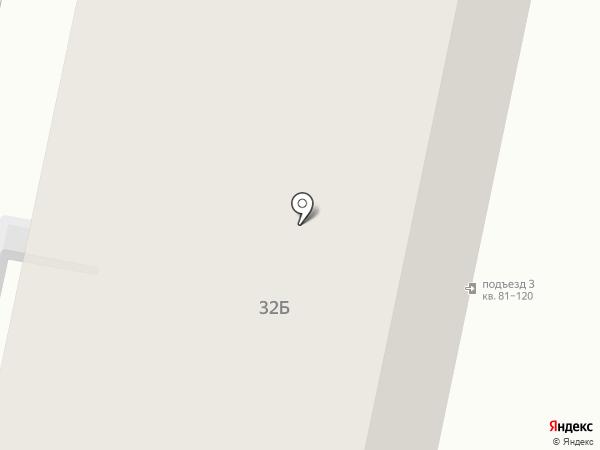 Созвездие на карте Копейска