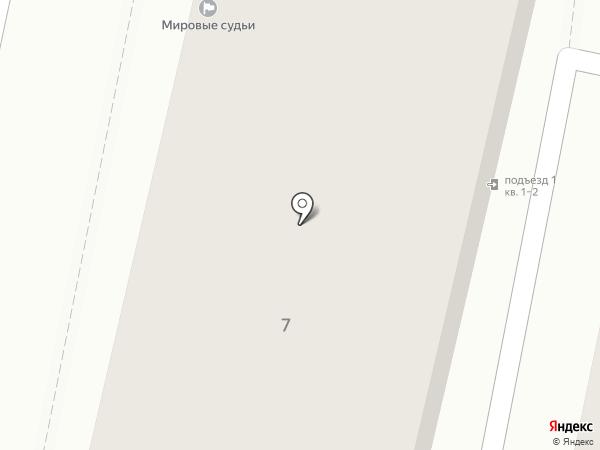 ЖЭУ №22 на карте Копейска