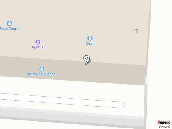 В кляре на карте Копейска
