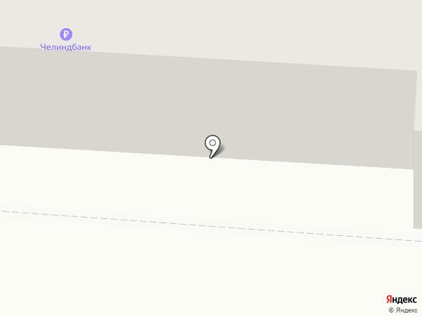 Фотосалон на карте Копейска
