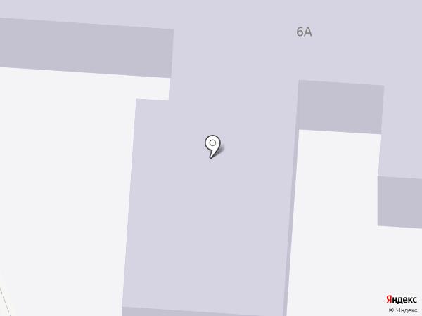 Детский сад №51 на карте Копейска