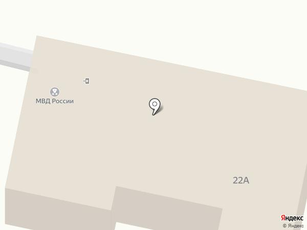 Отдел вневедомственной охраны по г. Копейску на карте Копейска