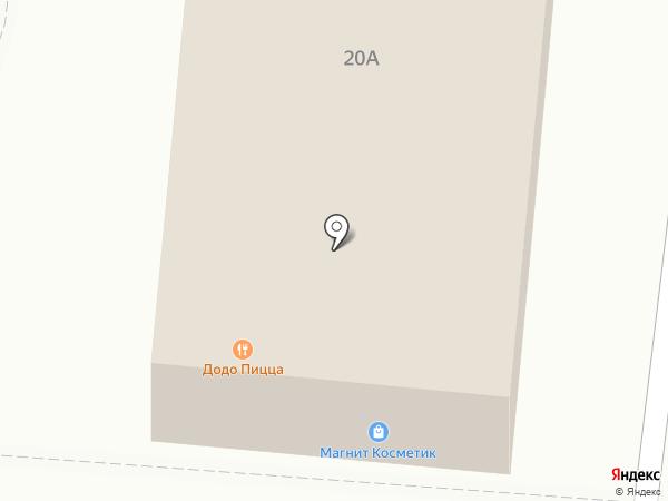 Шаг за шагом на карте Копейска