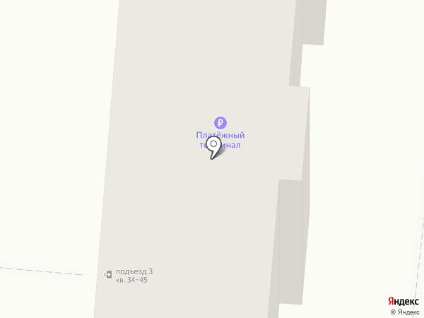 Добрынин на карте Копейска