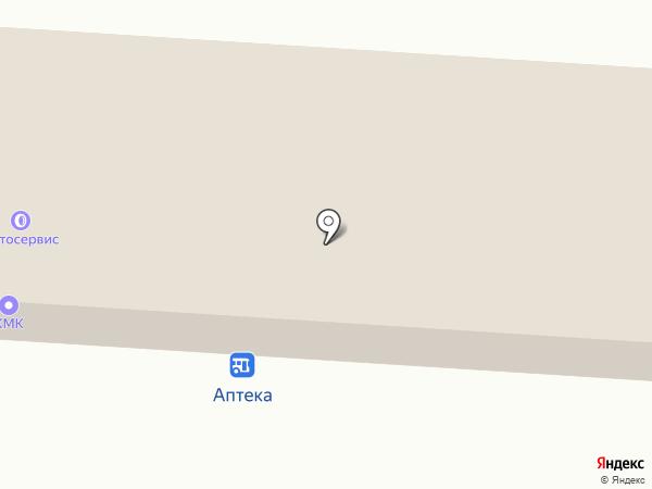 Кмк на карте Копейска