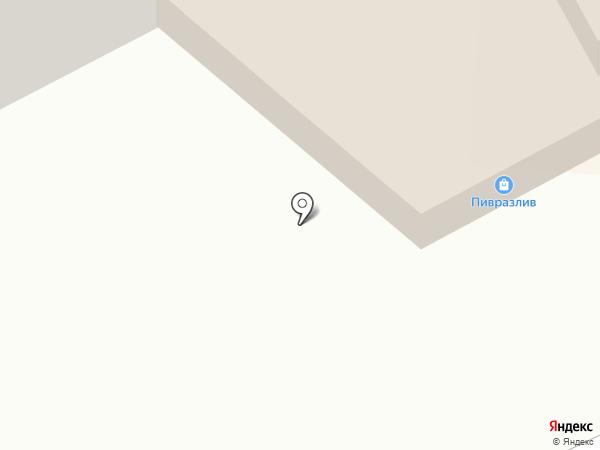Хмельной Кучеръ на карте Копейска