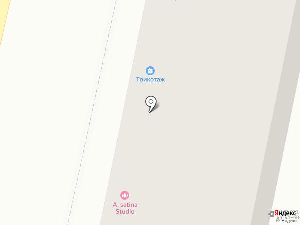 Трикотаж на карте Копейска