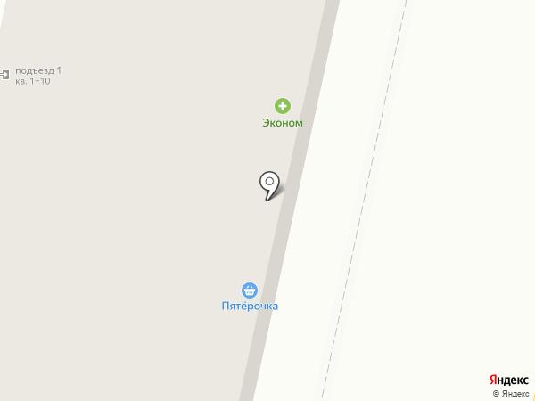 Петрович на карте Копейска