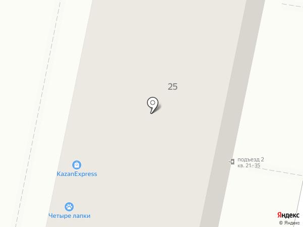 Мажор фармацевтик на карте Копейска