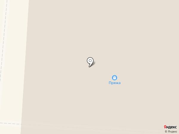 Магазин товаров для рыбалки на карте Копейска