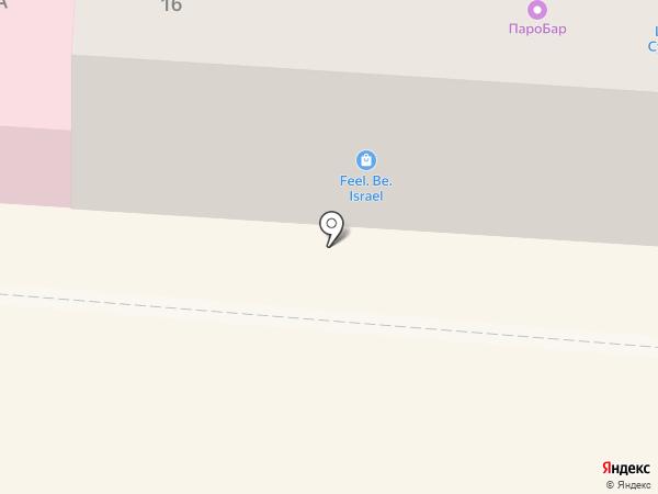 Фемида на карте Копейска