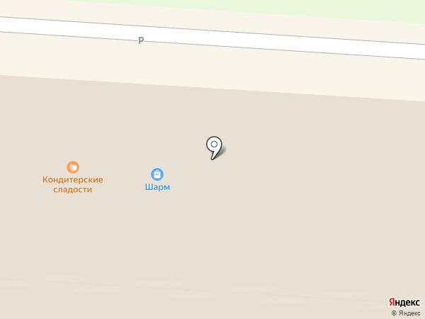 Электрика на карте Копейска