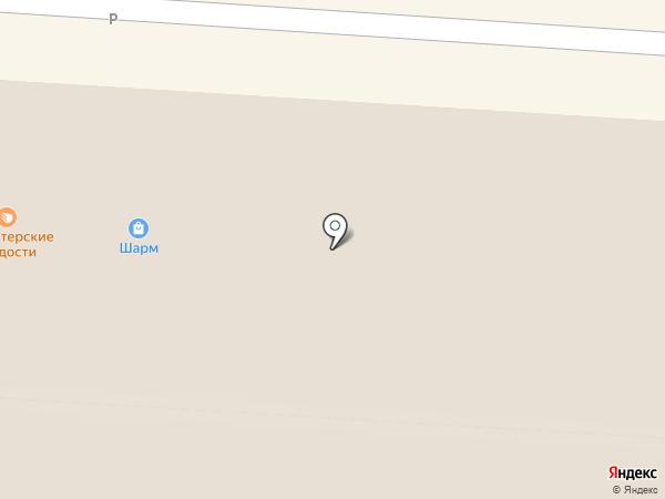 Симпатюля на карте Копейска
