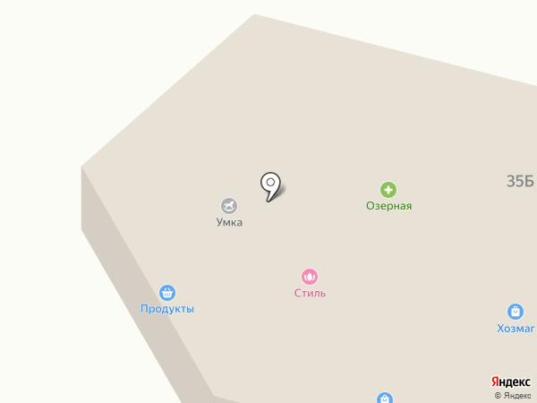 Аптека на карте Петровского