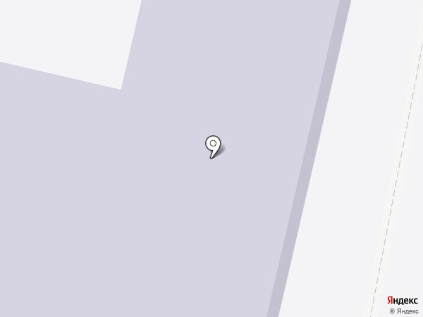 Средняя общеобразовательная школа №9 на карте Копейска