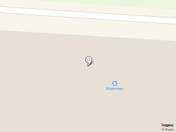 Шарм на карте Копейска