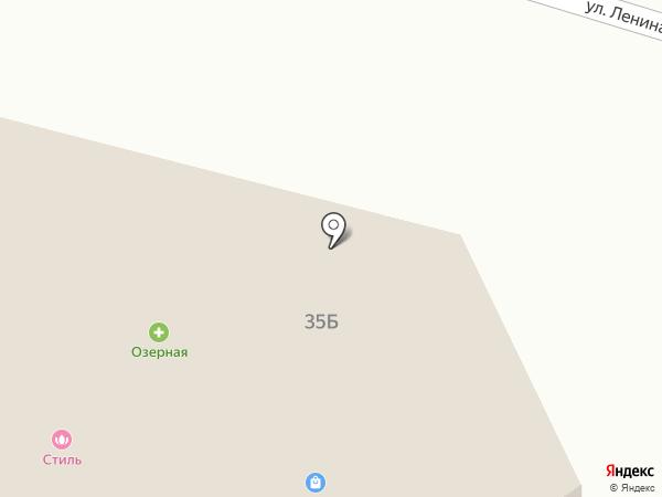 Магазин хозяйственных товаров на карте Петровского