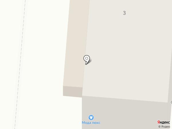 Магазин нижнего белья на карте Копейска