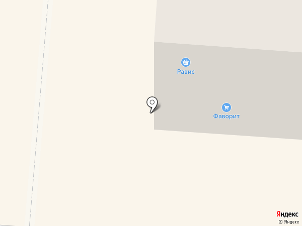 РАВИС на карте Копейска