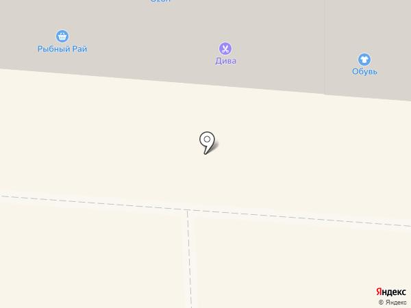 Дива L на карте Копейска