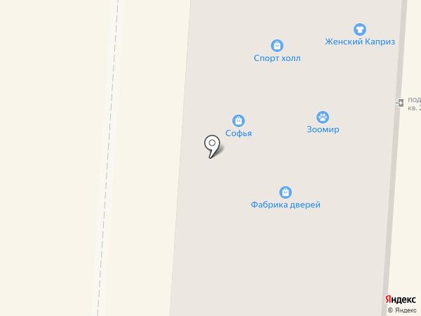 Женский каприз на карте Копейска