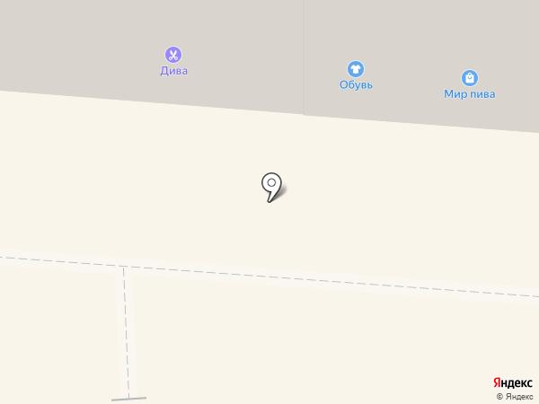 Новострой на карте Копейска