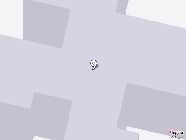 Детский сад №52, Олимпиец на карте Копейска