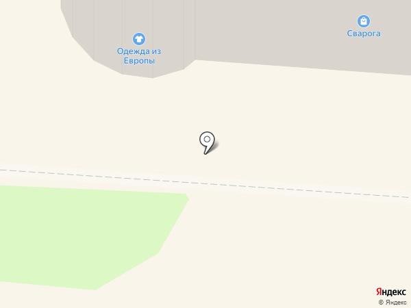 Янтарь, ТСЖ на карте Копейска