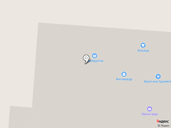 ДвериGood на карте Копейска