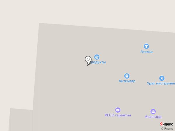 Твой стиль на карте Копейска