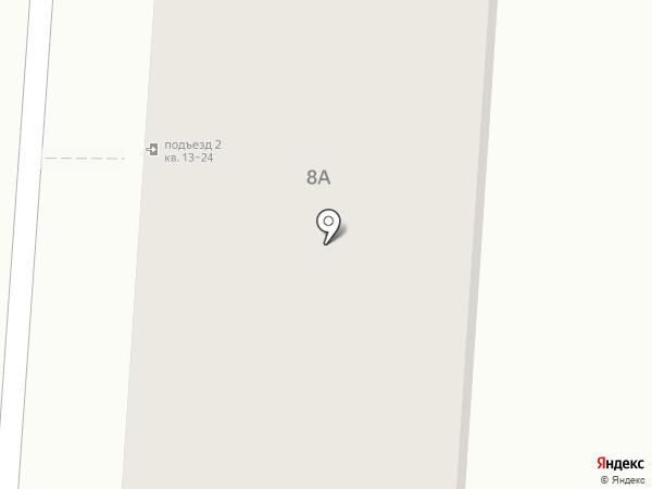 Modnica на карте Копейска