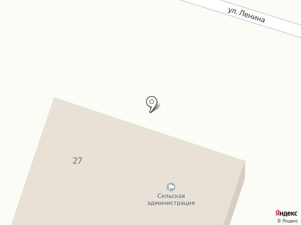Участковый пункт полиции на карте Петровского