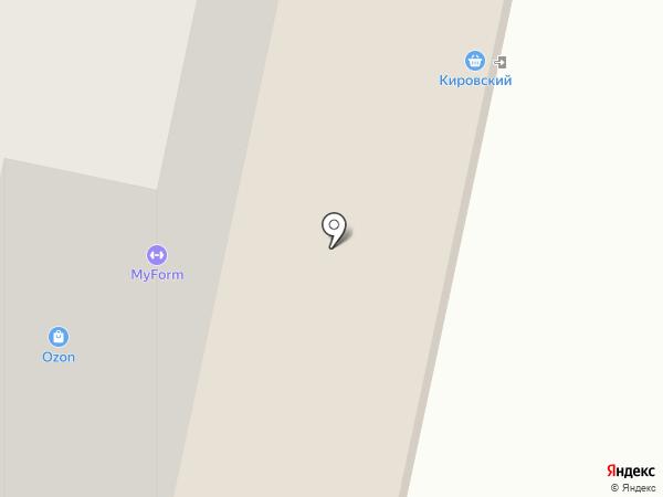 Fit aero на карте Копейска