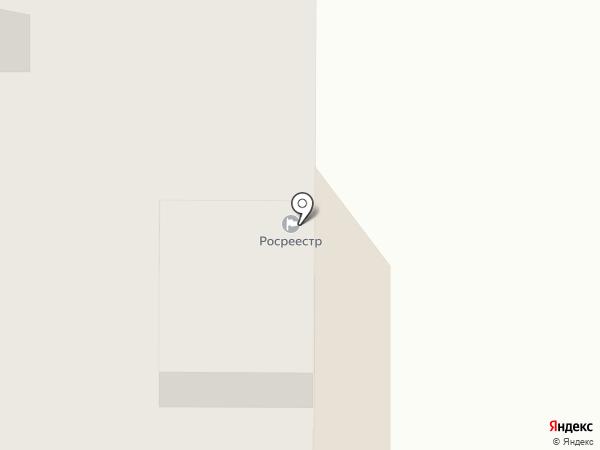 Управление Федеральной службы государственной регистрации, кадастра и картографии по Челябинской области на карте Копейска