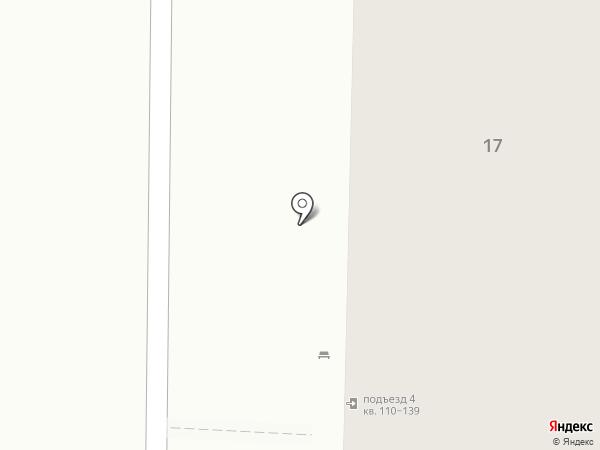 Наташа на карте Копейска
