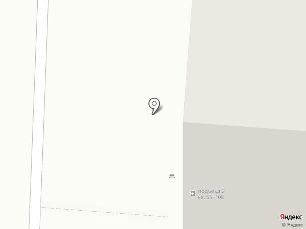 Фирма Челябстройподрядчик на карте Копейска