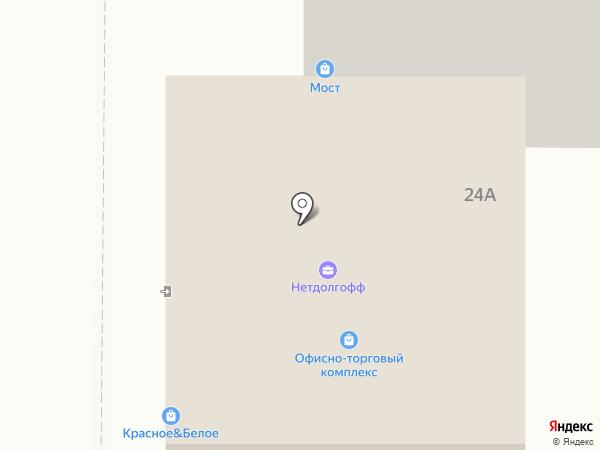 Компинф на карте Копейска
