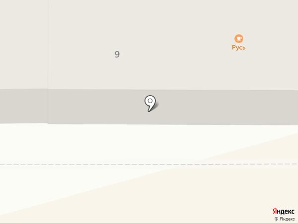Русь на карте Копейска