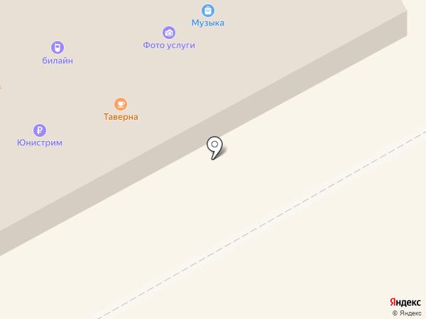 Ремонтная мастерская на карте Копейска