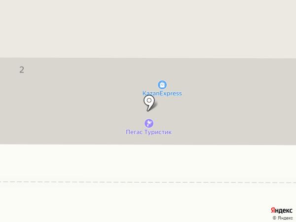 Море обуви на карте Копейска