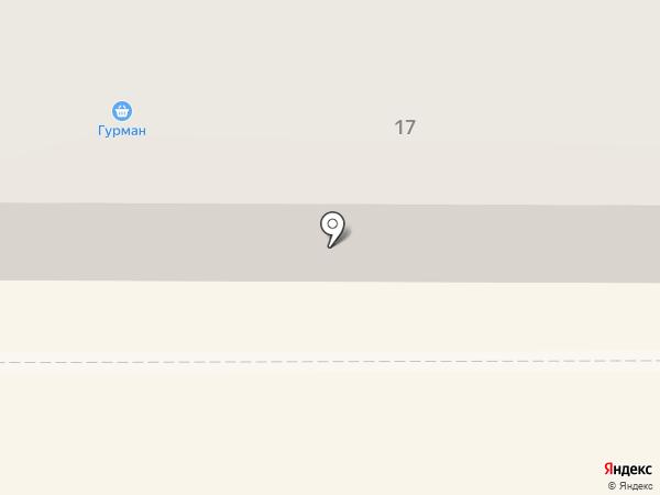 Детали машин ГАЗ на карте Копейска