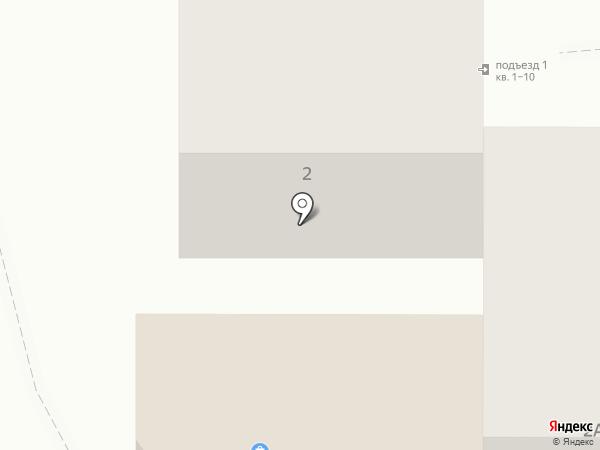 Тётя Роза на карте Копейска