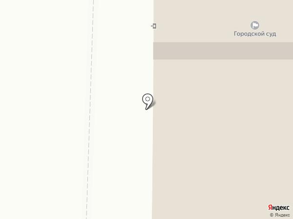 Копейский городской суд Челябинской области на карте Копейска