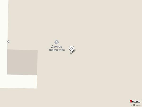 Детская библиотека №7 на карте Копейска