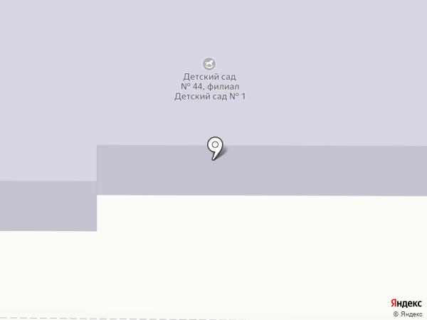 Детский сад №12 на карте Копейска